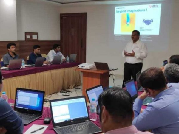 3 days hands on Workshop on Manufacturing Process Simulation